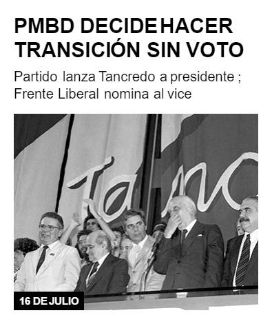 PMBD decide hacer transición sin voto