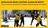 Batalha na Maria Antônia acaba em morte