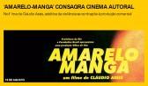 'Amarelo-manga' consagra cinema autoral