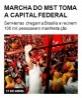 Marcha do MST toma a capital federal