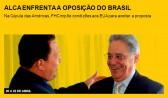 Alca enfrenta a oposição do brasil