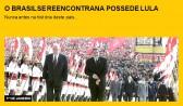 O Brasil se reencontra na posse de Lula