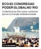 ECO-92 congrega o poder global no Rio