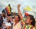 Marcha Zumbi reúne 30 mil em Brasília
