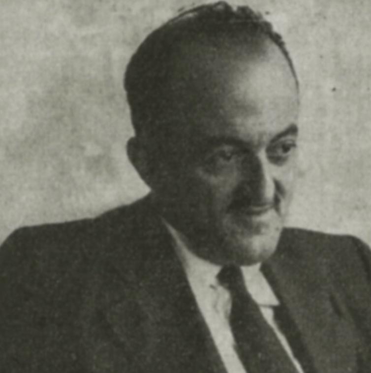 "Almirante canta  a composição de Lamartine Babo ""O Barbado... Foi-se"""