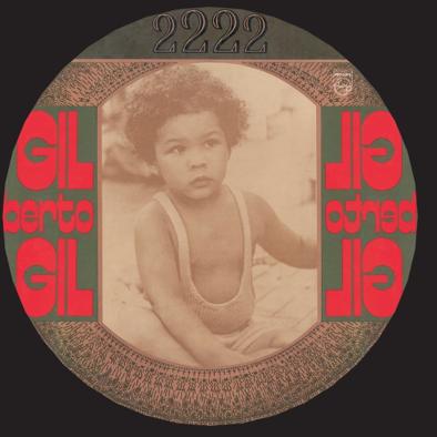 """""""Back in Bahia"""" está no álbum """"Expresso 2222"""", que marca o retorno de Gilberto Gil ao Brasil após três anos de exílio"""