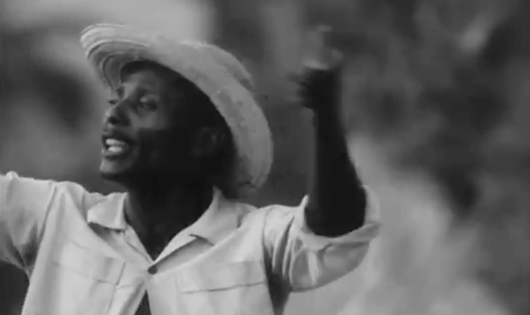Documentário filmado em 1963 mostra o cotidiano dos trabalhadores rurais analfabetos do Nordeste que viviam em situação de absoluta miséria e eram impedidos de votar