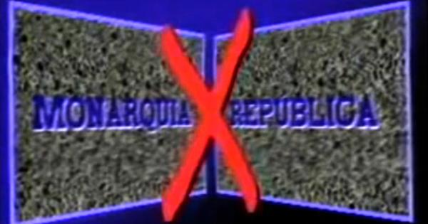 Programa eleitoral gratuito a favor da Monarquia faz comparação com a República