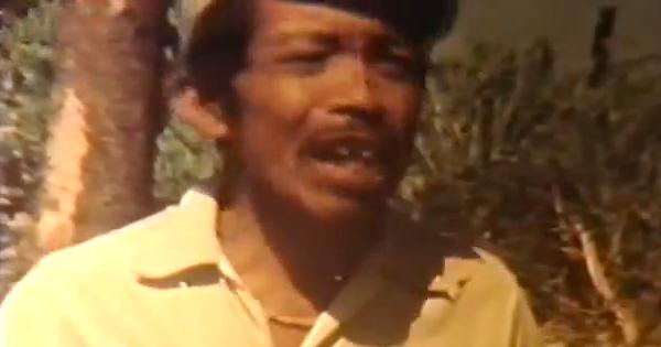O documentário produzido em 1985 mostra o discurso de Marçal de Souza ao papa João Paulo 2° e conta a luta do líder indígena em defesa da terra