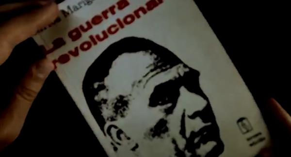 Leitura da carta de rompimento de Carlos Marighella com o PCB por discordar da posição do partido contra a luta armada
