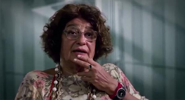 Depoimento da psicóloga Cecília Coimbra, que foi torturada e levada a presenciar a tortura de seu companheiro; a repressão a fez acreditar que seu filho de 3 anos tinha sido entregue ao Juizado de Menores