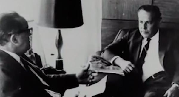 Trecho do documentário que mostra as articulações de Jango no exílio para a criação da Frente Ampla