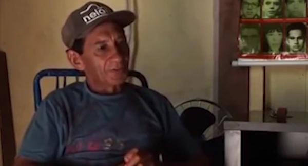 Depoimento do camponês Zé da Onça, em que ele conta a ajuda dos médicos guerrilheiros no atendimento à população
