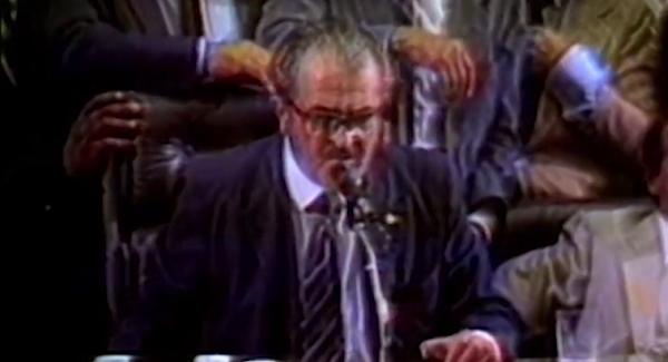 A votação da Emenda Dante de Oliveira no Congresso: a manifestação dos parlamentares e a frustração e tristeza com a rejeição das Diretas