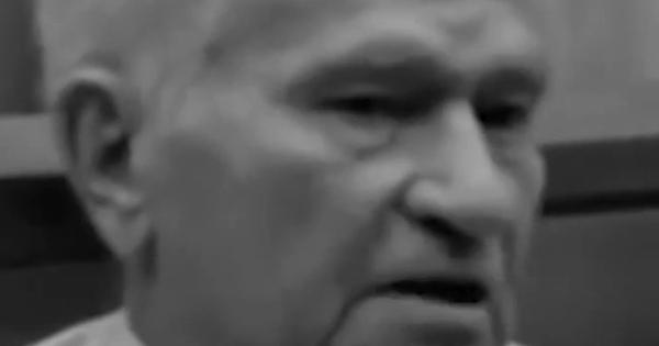 Depoimento de Gregório Bezerra, um dos líderes do Partido Comunista Brasileiro, preso e torturado pelo regime militar logo após o golpe de 1964