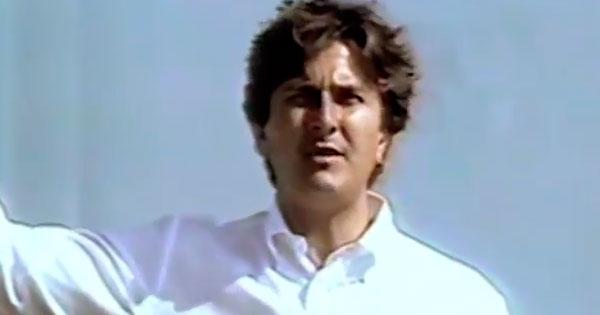 Trecho do documentário que mostra o programa eleitoral de Collor na TV na campanha presidencial