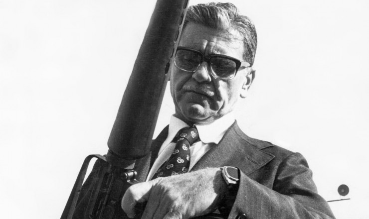 <strong> Coronel Erasmo Dias,</strong> secret&aacute;rio da Seguran&ccedil;a P&uacute;blica de S&atilde;o Paulo, que comandou a a&ccedil;&atilde;o policial na PUC