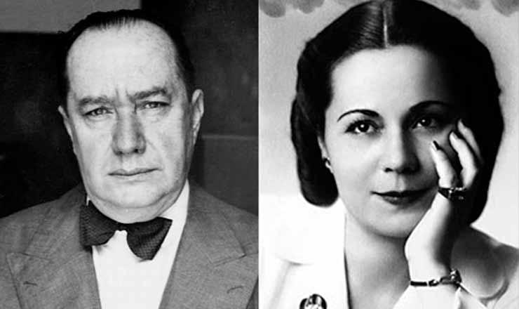 <strong> Embaixador Sousa Dantas e Araci Guimar&atilde;es Rosa: </strong> o &quot;Schindler Brasileiro&quot; e o &quot;Anjo de Hamburgo&quot;