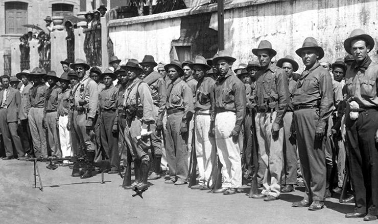 <strong> Batalhão Raul Soares</strong> reúne-sena cidade mineira de Varginha