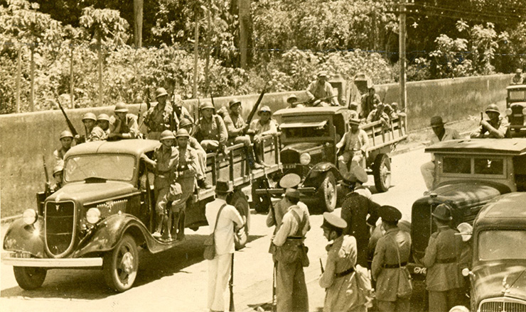 <strong> Movimenta&ccedil;&atilde;o de tropas</strong> legalistas em Pernambuco durante a rebeli&atilde;o da&nbsp;ANL  &nbsp;  &nbsp;