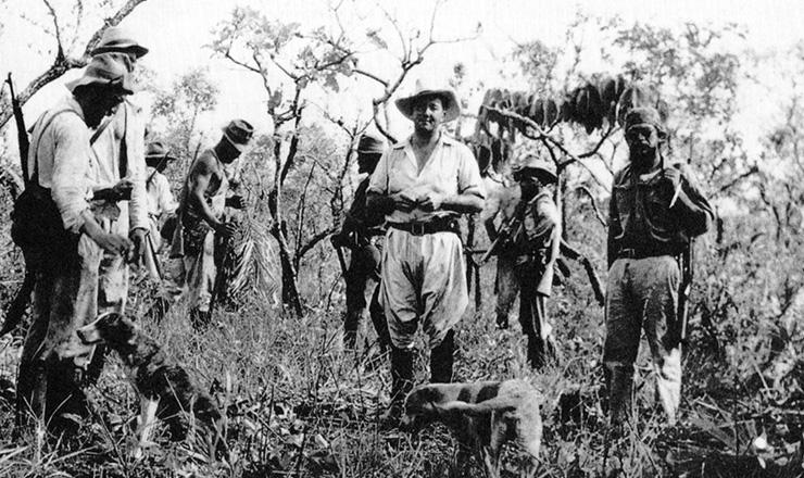 <strong> Expedi&ccedil;&atilde;o&nbsp;</strong> Roncador-Xingu&nbsp;  &nbsp;  &nbsp;