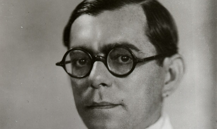 <strong> O jurista Francisco Campos, </strong> autor do texto constitucional de 1937
