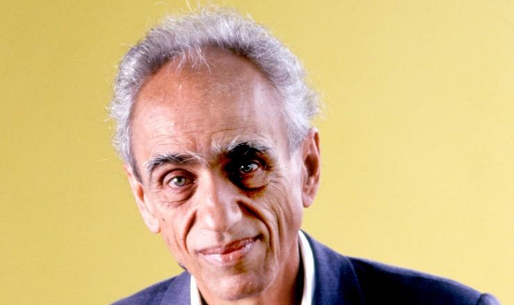 <strong> O sociólogo Herbert de Souza, o Betinho, </strong> idealizador da Ação da Cidadania contra a Fome, a Miséria e pela Vida.