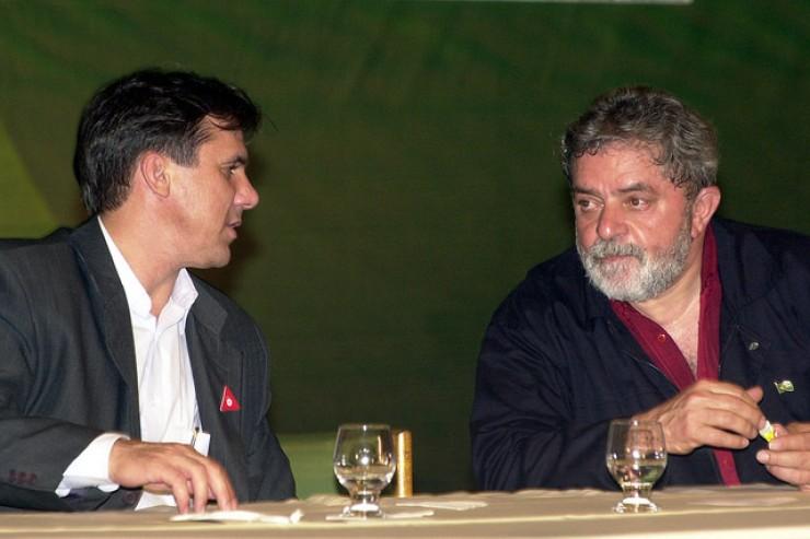 <strong> Lula em Olinda, </strong> na abertura da 2&ordf;&nbsp;Confer&ecirc;ncia Nacional de Seguran&ccedil;a Alimentar e Nutricional, 2004