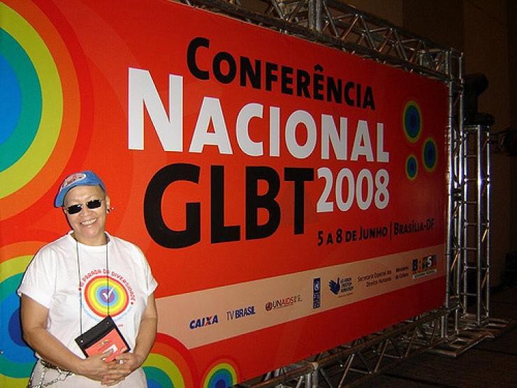<strong> Confer&ecirc;ncia Nacional GLBT,&nbsp;</strong> Bras&iacute;lia, 2008