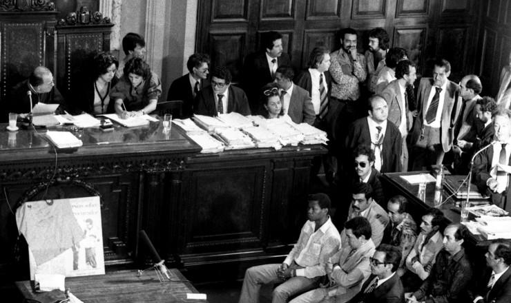 <strong> Tribunal do J&uacute;ri que condenou</strong> os envolvidos no assassinato do procurador