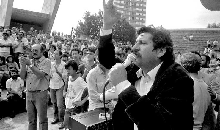 <strong> Jacó Bittar,</strong> presidente do Sindicato dos Petroleiros de Campinas e Paulínia