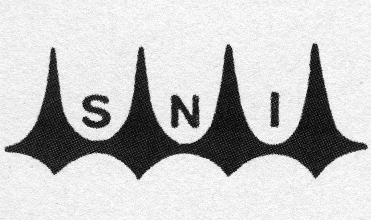 <strong> Logotipo</strong> do Serviço Nacional de Informações