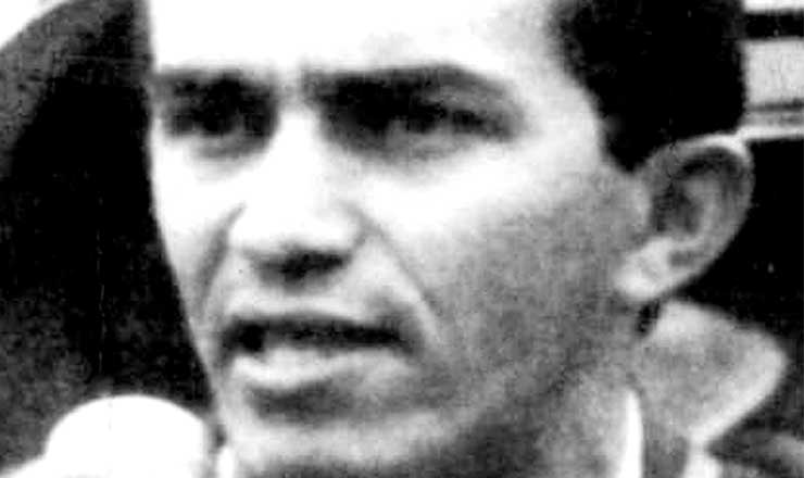 <strong> Virgílio Gomes da Silva,</strong> o<em> </em> Jonas, comandante militar do sequestro