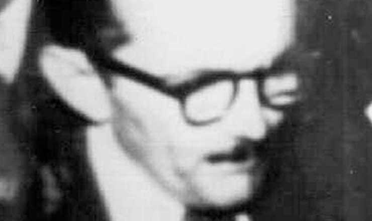 <strong> Hiran Lima Pereira, </strong> preso em janeiro de 1975, desaparecido