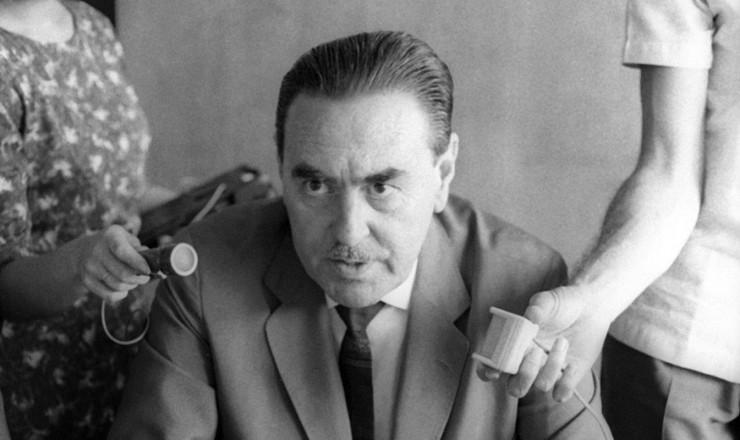 <strong> Flavio Suplicy de Lacerda,</strong> ministro da Educa&ccedil;&atilde;o que emprestou o nome&nbsp;&agrave; lei anti-UNE