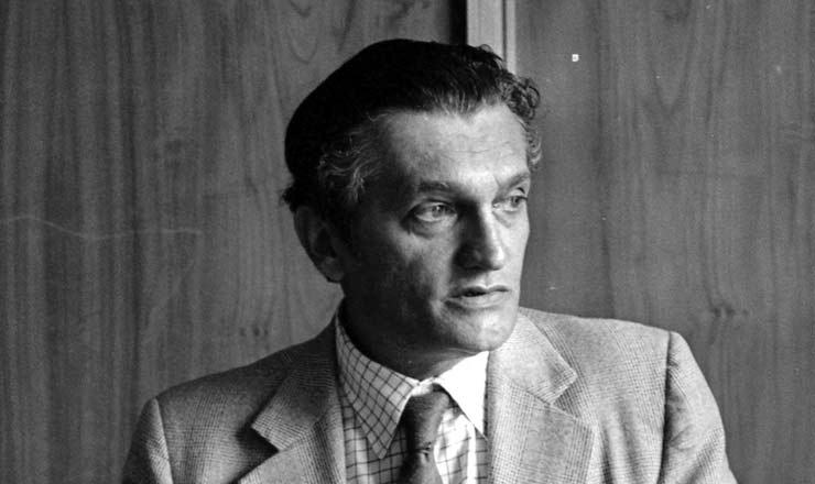 <strong> Celso Furtado, </strong> economista e ministro do Planejamento de Jo&atilde;o Goulart