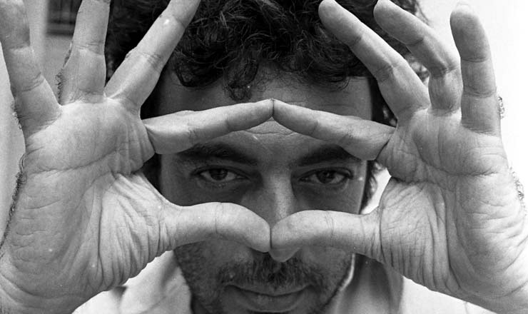 """<strong> Glauber Rocha,</strong> expoente do Cinema Novo, diretor de """"Deus e o Diabo na Terra do Sol""""<br />"""