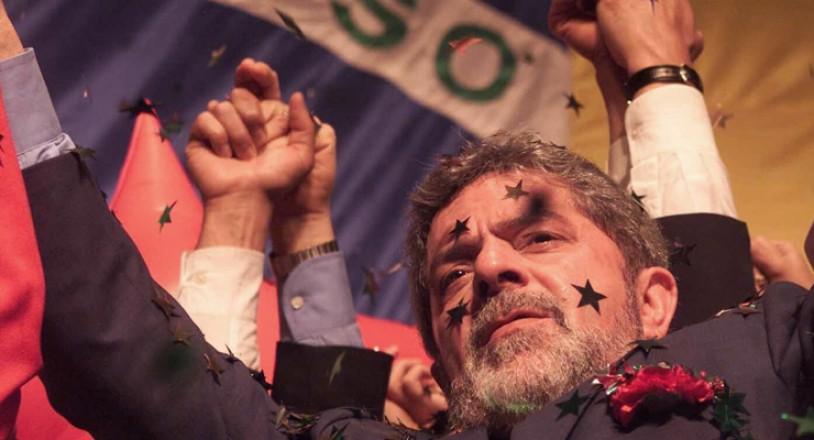 <strong> Convenção nacional do PT </strong> que homologou a candidatura de Lula à Presidência da República