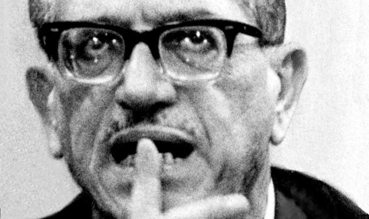 <strong> Alfredo Buzaid,</strong> ministro da Justi&ccedil;a do governo M&eacute;dici, que proibiu a circula&ccedil;&atilde;o de revistas no Brasil