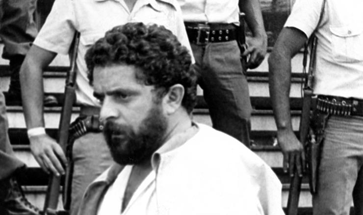 <strong> Na interven&ccedil;&atilde;o no Sindicato </strong> dos Metal&uacute;rgicos em 1980, Lula &eacute; afastado da diretoria da entidade