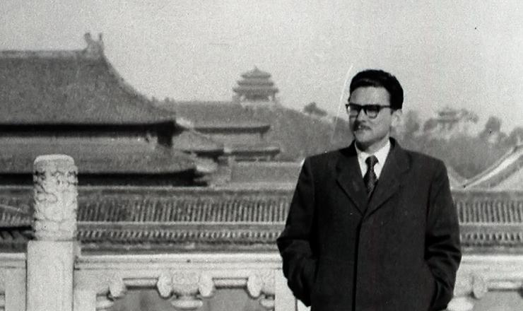 <strong> Mario Alves,</strong> do Partido Comunista Brasileiro Revolucion&aacute;rio (PCBR), em Pequim