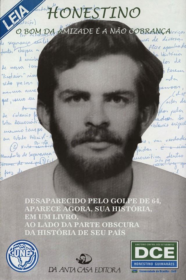 Livro editado pela UNE e pelo DCE da Universidade de Brasilia que leva seu nome
