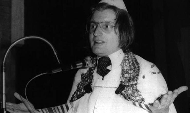 <strong> O rabino Henry Sobel,</strong> coordenador do Projeto Brasil: Nunca Mais; defensor dos direitos humanos, recusou-se a enterrar Vladimir Herzog na ala dos suicidas do cemitério israelita por refutar a versão dos militares