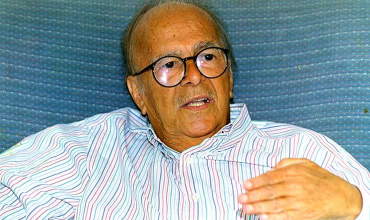 <strong> Além de antropólogo, </strong> Darcy Ribeiro também ocupou cargos na política brasileira: foi chefe da Casa Civil de João Goulart (1963-1964) e vice-governador do Rio de Janeiro no mandato de Leonel Brizola (1983-1987)